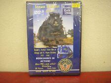 Steam & Diesel On The Nickel Plate Road Vol 1 DVD Herron Rail Video NKP Krofta
