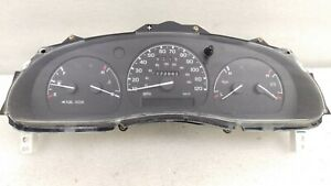 Ford Ranger Mazda B3000 B4000 instrument cluster speedometer gauges 98-00 172K