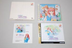 Tokimeki Memorial : Forever With You Japan Sega Saturn game