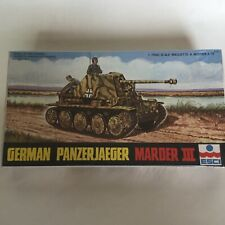 BRAND NEW SEALED ESCI/HUMBROL GERMAN PANZERJAEGER Model Kit
