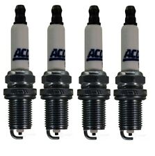 Set Of 4 Spark Plugs AcDelco For Chrysler 200 Sebring Dodge Avenger 2.4L L4