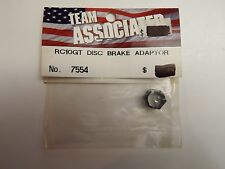 TEAM ASSOCIATED - RC10GT DISC BRAKE ADAPTOR - Model # 7554