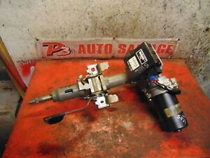 07 06 05 04 03 Saturn Ion oem electronic power steering column assembly