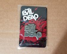 Evil Dead - Collectible Pin - Ash Williams Bruce Campbell Kandarian Demon
