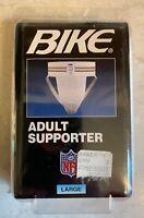 BIKE 7110 Vintage Adult Supporter Jockstrap Underwear Jock Authentic LARGE New