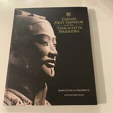 Chinas erster Kaiser und die Terrakotta-Krieger Ausstellung Buch Archäologie