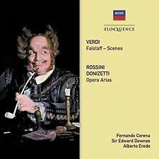 Edward Downes - Verdi: Falstaff: Scenes & Arias [New CD] Australia - Import