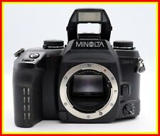 【Excellent+5】 Minolta Maxxum Dynax α-7 a-7 Film Camera body only from JAPAN 1371