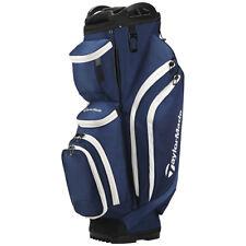 New Taylormade 2017 Supreme Cart Bag Golf Bag - Navy - 14-way divider