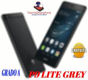 SMARTPHONE HUAWEI P9 LITE - 16GB -BLACK USATO RICONDIZIONATO GRADO A