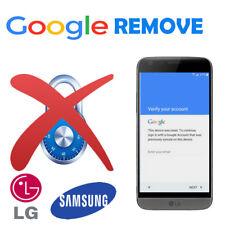 Remote Service Google FRP Removal LG G3/G4/G5/G6/K7/K10/K20/MS210/STYLO 2 / 3