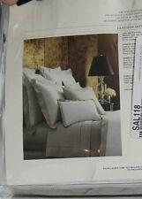 RALPH LAUREN 4361 Langdon Bronze Cotton Duvet Cover Bedding King & Sham