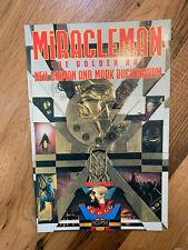 Neil Gaiman, Miracleman The Golden Age Graphic Novel First Print Comic Book RARE