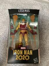 "Hasbro Marvel Legends Series 6"" inch Iron Man 2020 Action Figure"