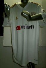 Los Angeles Football Soccer Club YouTubeTV MLS Jersey Cartlidge  XL