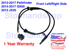 New ABS Wheel Speed Sensor for 2013-2017 Nissan Pathfinder Front Left / Right