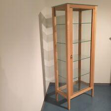 moderne vitrinen aus buche g nstig kaufen ebay. Black Bedroom Furniture Sets. Home Design Ideas