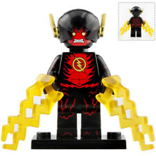 Reverse Flash Daniel West [Red] - DC Lego Moc Minifigure Gift Toys Kids