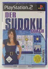PS2 Playstation 2 - Der Sudoku Coach - NEU NEW OVP