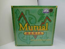 Mutual Mania The Game Of Fun And Proft Sealed