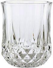 Cristal D'ARQUES LONGCHAMP 6 grands gobelets 32cl-Bnib