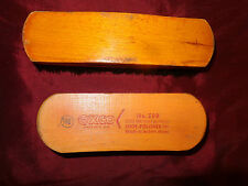 Vintage Shoe Shine XCO and Other 100% Horse Hair