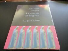 """LIVRE AUDIO NEUF """"LA SERVANTE DU SEIGNEUR"""" Jean-Louis FOURNIER (2 CD)"""