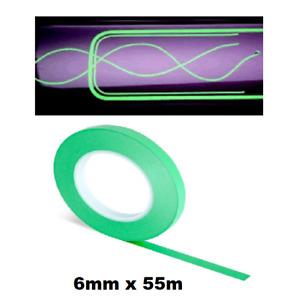 Fine line Masking Tape 6mm MHP Flexible Acrylic, Paint, Modle, DIY