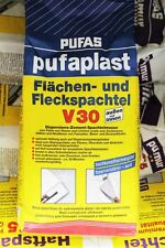 Pufas Pufaplast V 30 Flächen und Fleckspachtel 5kg Wandspachtel Spachtelmasse