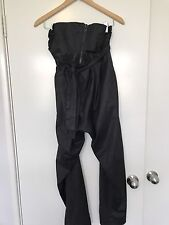 Vivienne Westwood Anglomania Corset Pants Black