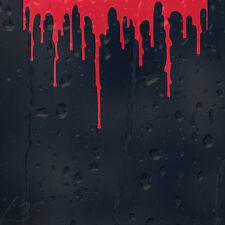 Blood Drips Car Graphic Decal Vinyl Sticker