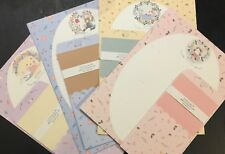 Lovely Rabbit & Bear Letter Set - Cute Korean Stationery - Kawaii writing paper