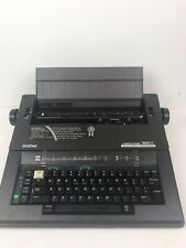 Brother Compactronic 300M Electronic Typewriter Machine Office Home Tested