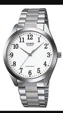 Casio  Original  MTP-1274D-7B   Men's  Watch   Analog   White  Dial   MTP1274