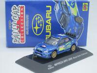 Subaru Impreza WRC #18 Rally Monte Carlo 2006 C.Atkinson 1/64 CM's Kyosho
