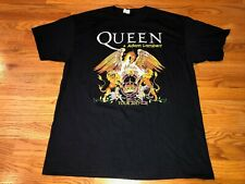 Queen Adam Lambert Live in Concert 2017 Nwot Us Tour Freddie Mercury