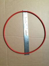 -451 O-Ring Silicone 70 duro Red (AS568-451 S70)