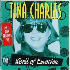 CD - Tina Charles - World Of Emotion - A5774