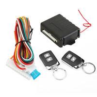 Car Remote Central Door Lock Kit Auto Keyless Entry Alarm System 410/T242