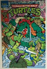 TEENAGE MUTANT NINJA TURTLES ADVENTURES #6 (1989) Archie Comics VG+/FINE-