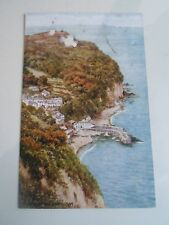 A R QUINTON Postcard 4170 Clovelly From Hobby Drive     §A2385