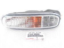Genuine OEM Toyota 81520-80086 Left Front Turn Signal Lamp Assy 1997-1998 Supra