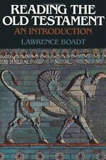 Reading the Old Testament: An Introduction by Lawrence Boadt
