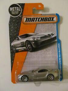 Matchbox - Mercedes-Benz SLR McLaren - Sealed - Light Wear