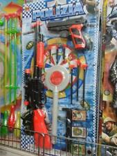 fucile paletta pistola polizia militare kit gioco di qualità giocattolo toy