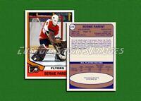 Bernie Parent - Philadelphia Flyers - Custom Hockey Card  - 1973-74