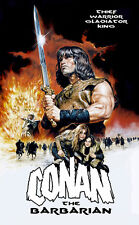 """CONAN THE BARBARIAN Movie Poster [Licensed-NEW-USA] 27x40"""" Theater Size  (C)"""