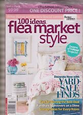 FLEA MARKET STYLE & DO IT YOURSELF 2014 2 GREAT MAGAZINE 1 DISCOUNT PRICE SEALED