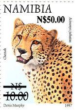 NAMIBIA 1997 DEFINITIVES OVERPRINTED 2005 SG1006 MNH