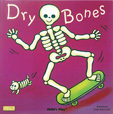 Dry Bones (pb) by Kate Edmunds die cut pages NEW